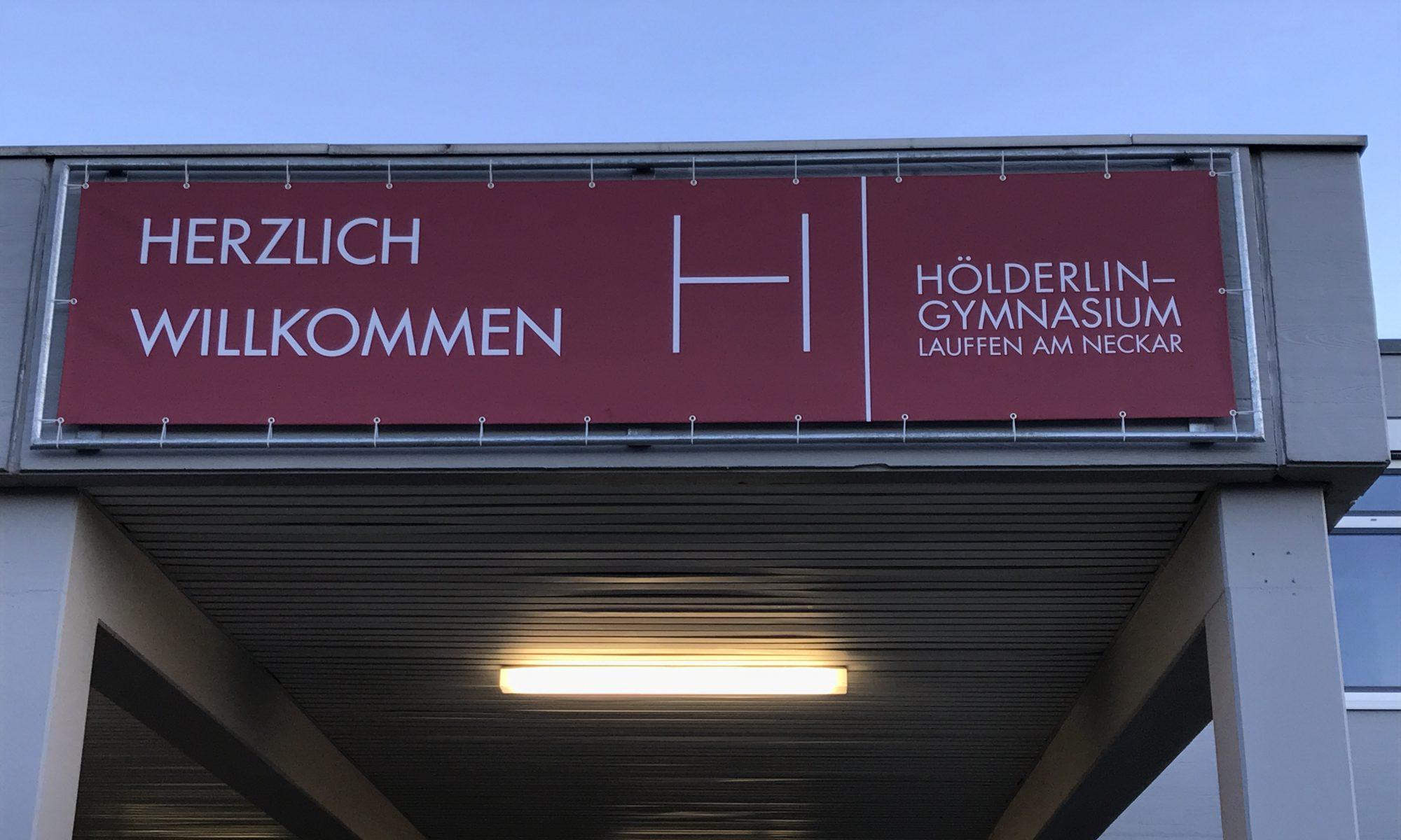 Förderverein Hölderlin-Gymnasium Lauffen